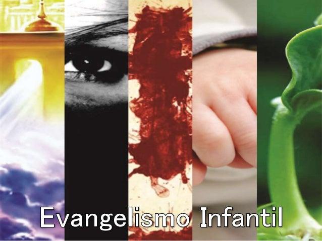 Eu devo evangelizar crianças?