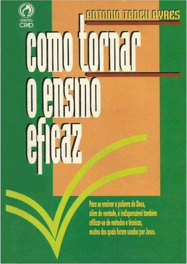 Todos os Direitos Reservados. Copyright © 1994 para a língua portuguesa da Casa Publicadora das Assembléias de Deus. Capa:...