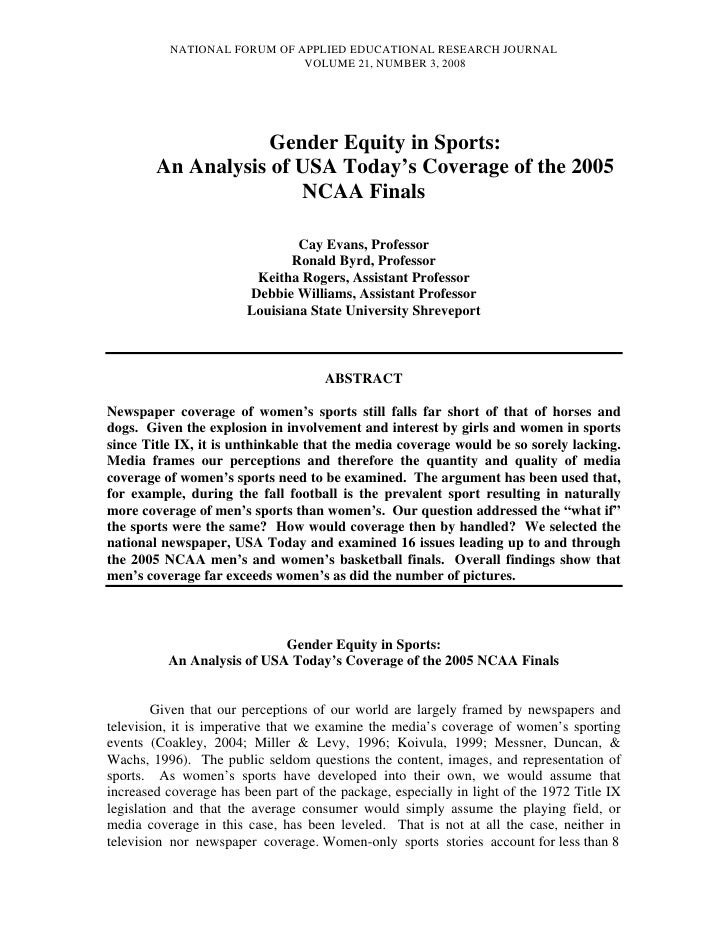 NATIONAL FORUM OF APPLIED EDUCATIONAL RESEARCH JOURNAL                              VOLUME 21, NUMBER 3, 2008             ...