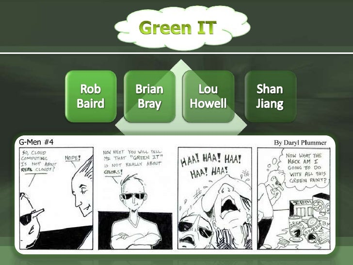 Green IT<br />