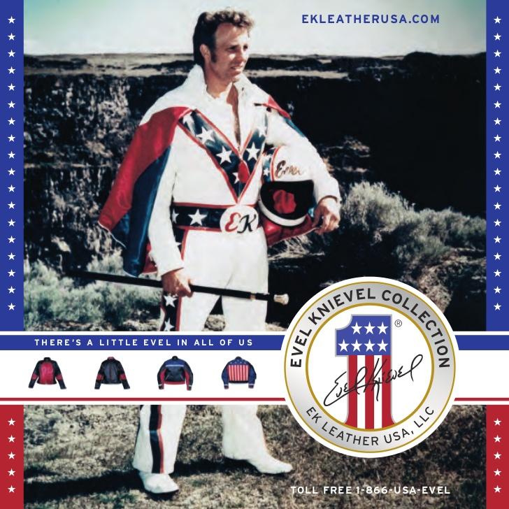 Evel Knievel Leather USA Catalog
