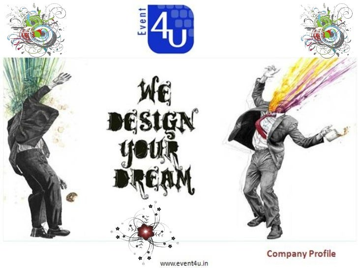 Event4u company profile 2012