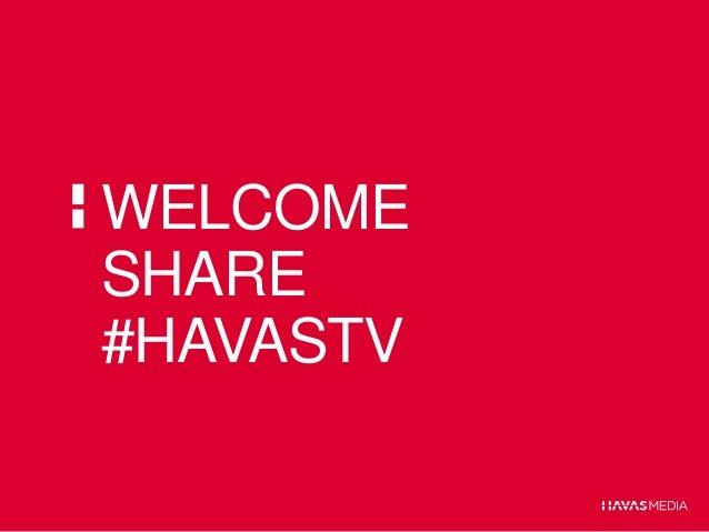 WELCOME SHARE #HAVASTV