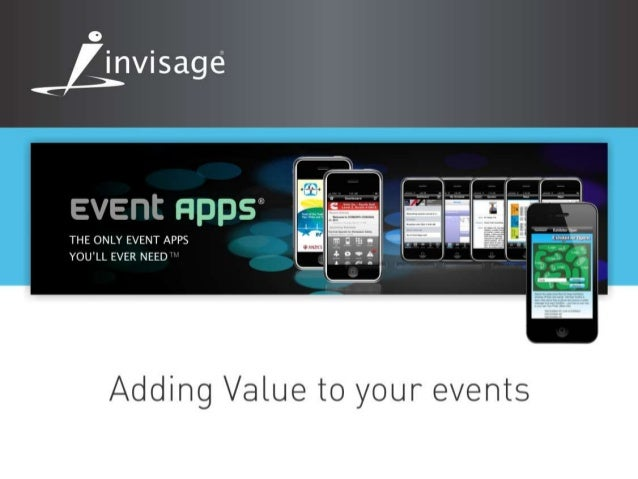Event apps   2013