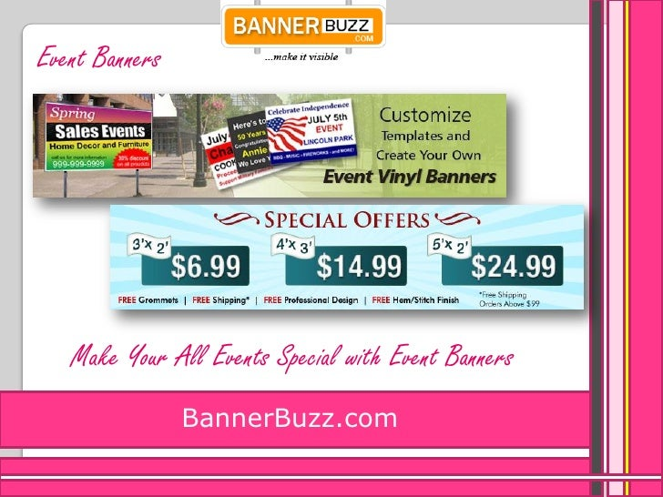 Event Banners   Make Your All Events Special with Event Banners                BannerBuzz.com