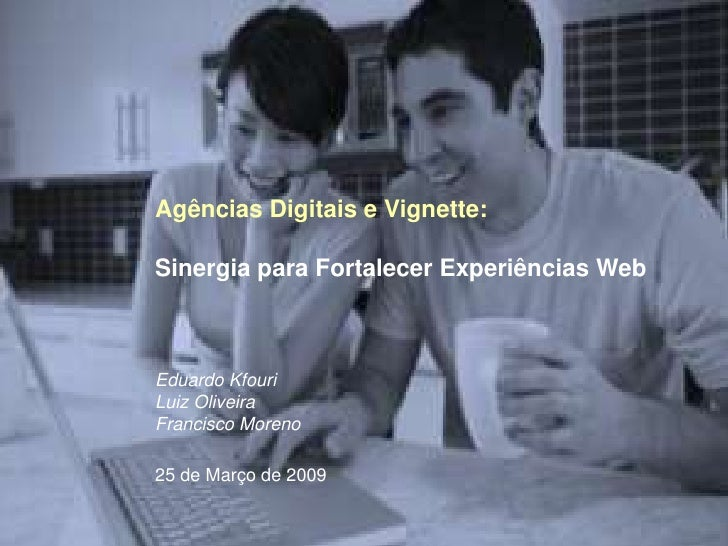 Vignette e Agências Digitais: Sinergia para Fortalecer Experiências Web