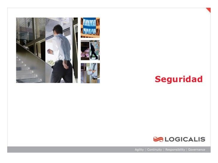 Evento Seguridad Logicalis Perú