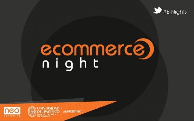 Eventos E-merging Perú y Enight#Enight