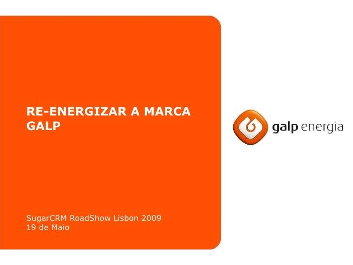 Evento Sugar Crm 2009 - Galpshare