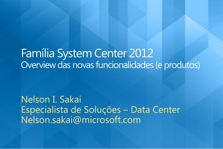 1.   Hybrid IT Management        Virtualization2.   Cloud Creation &       6.   Process Automation     Delegation         ...