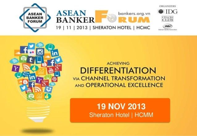 ASEAN Banker Forum 2013