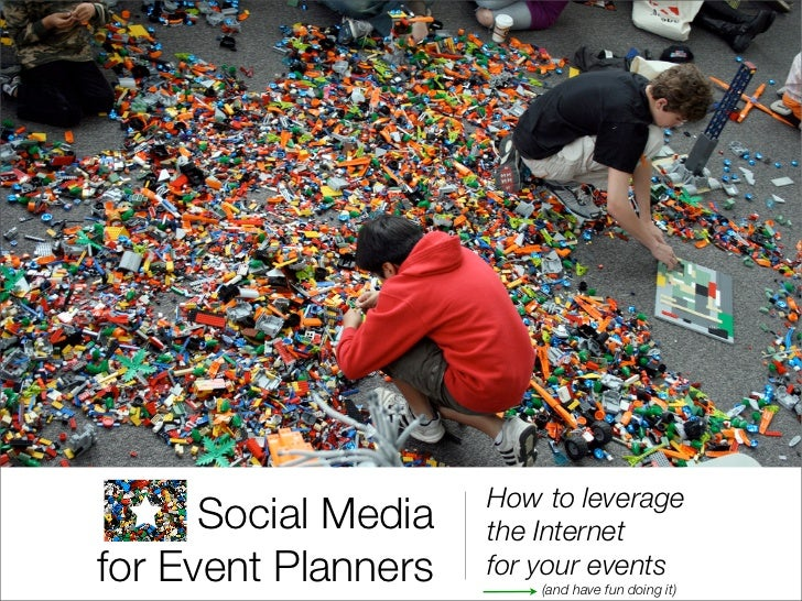 Social Media for Event Planners - Making the Web work for your events