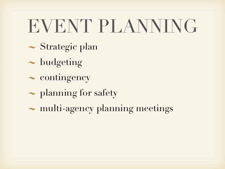 business meeting event planning