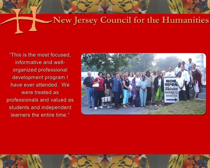 NJCH 2009 PPT 02 Of 02