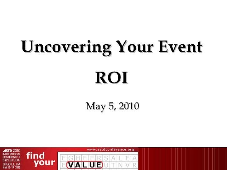 Event roi webinar 5 5-10