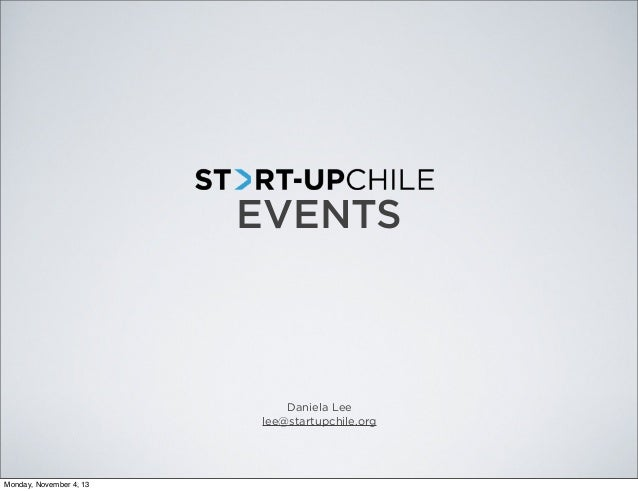 Events Round 8