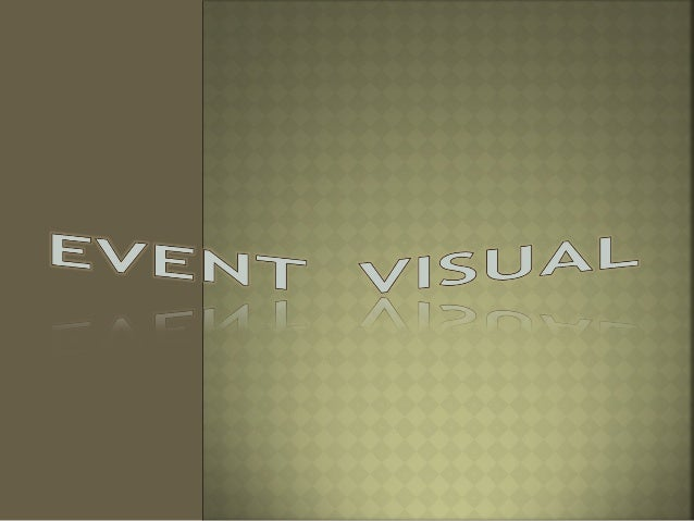 Event visual proyect
