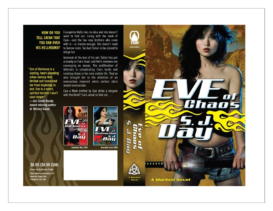 EVE of Chaos                          A MARKED NOVEL                                             S. J. Day                ...