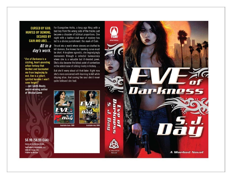 EVE of Darkness                     A MARKED NOVEL                                           S. J. Day                    ...