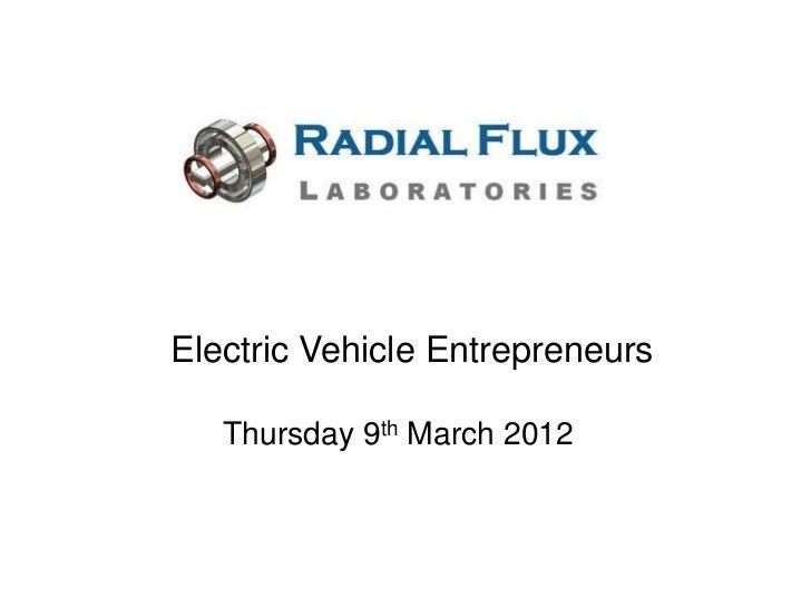 Eve Presentation March 2012
