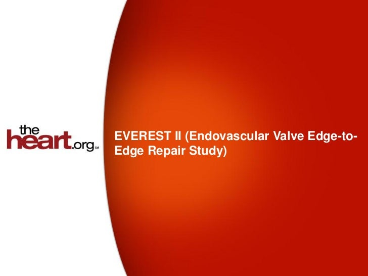 EVEREST II trial - Summary & Results