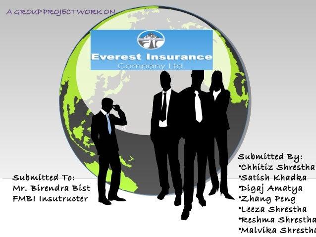 Everest insurance company
