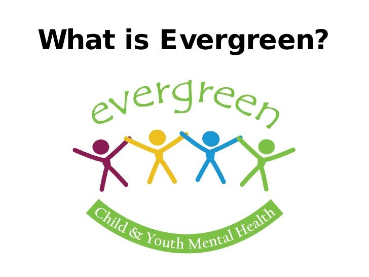 Evergreen Child and Youth Mental Health Framework for Canada