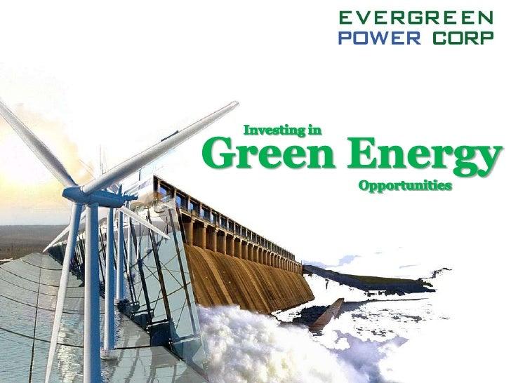 Evergreenpowercorp