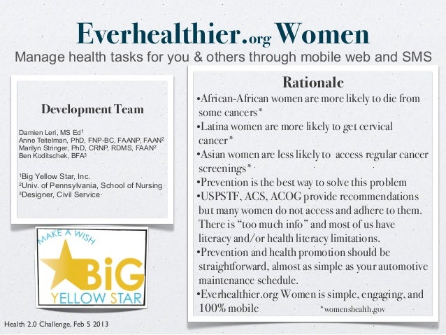 Everhealthier women