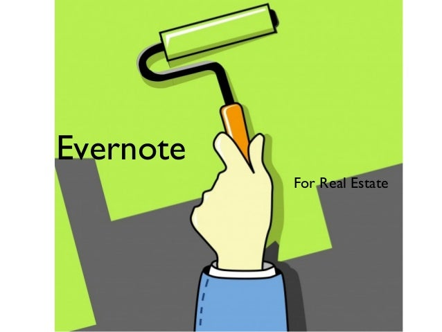Evernote For Real Estate