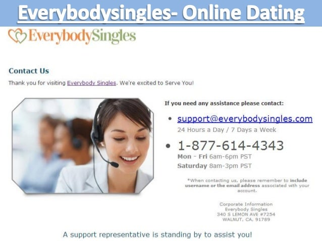 Online dating 45+