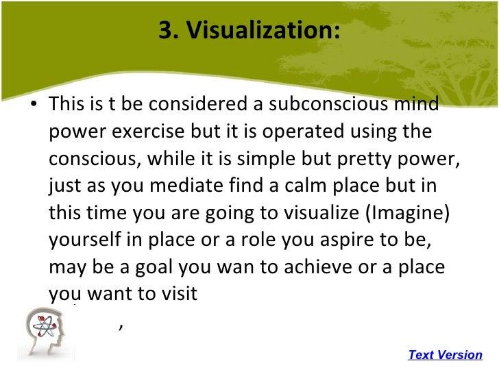 subconscious mind pdf e-books for free