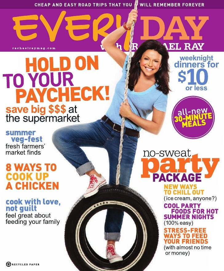 Every day with rachael ray 2010 08