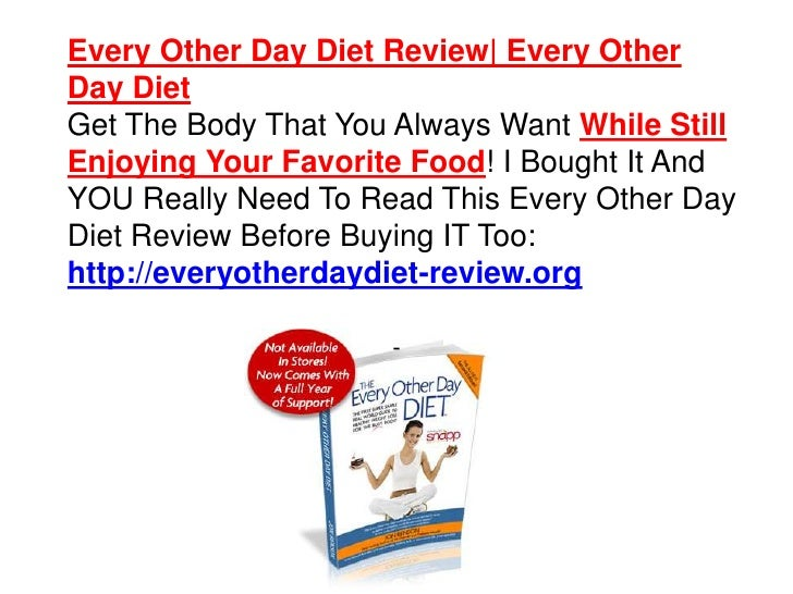 Every Other Day Diet Review