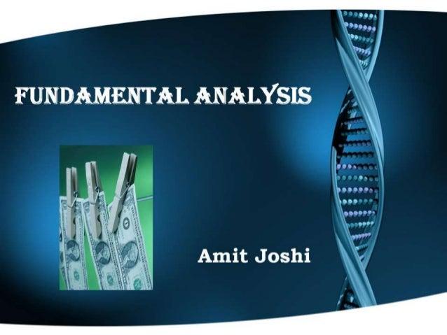 Everything about Fundamental Analysis