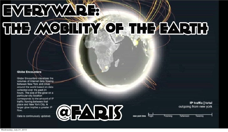 """Everyware"": ""The Mobility of the Earth"" @faris"