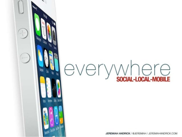 Everywhere - Social Local Mobile
