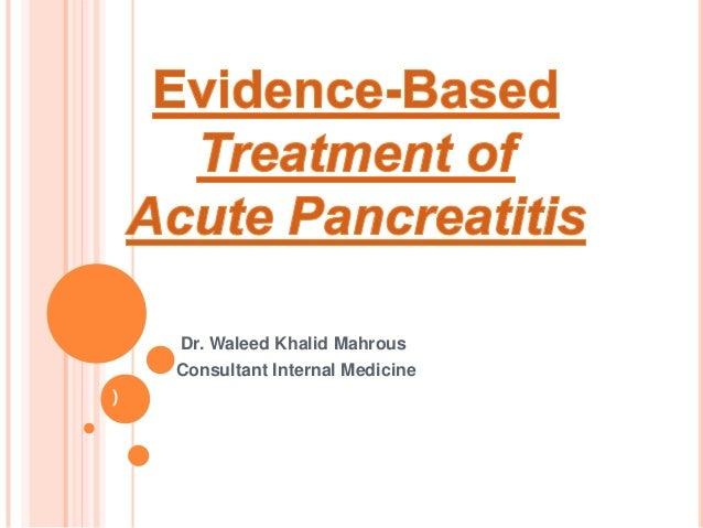 Dr. Waleed Khalid Mahrous Consultant Internal Medicine )