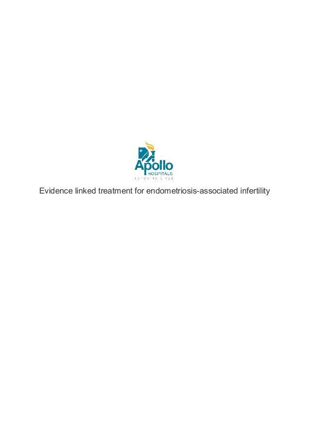 Evidence linked treatment for endometriosis-associated infertility