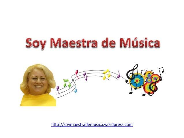 http://soymaestrademusica.wordpress.com