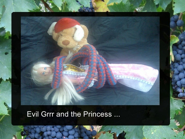 Evil Grrr and the Princess ...