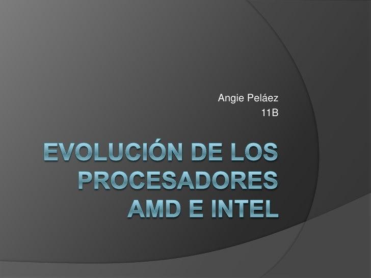 Angie Peláez         11B