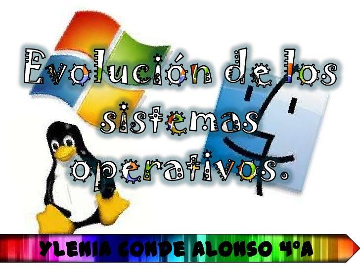 1.-Sistema operativo :