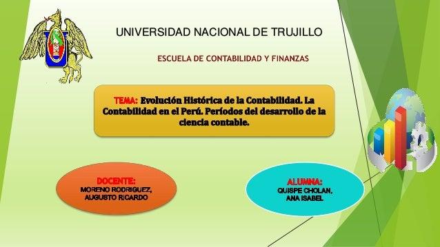 UNIVERSIDAD NACIONAL DE TRUJILLO