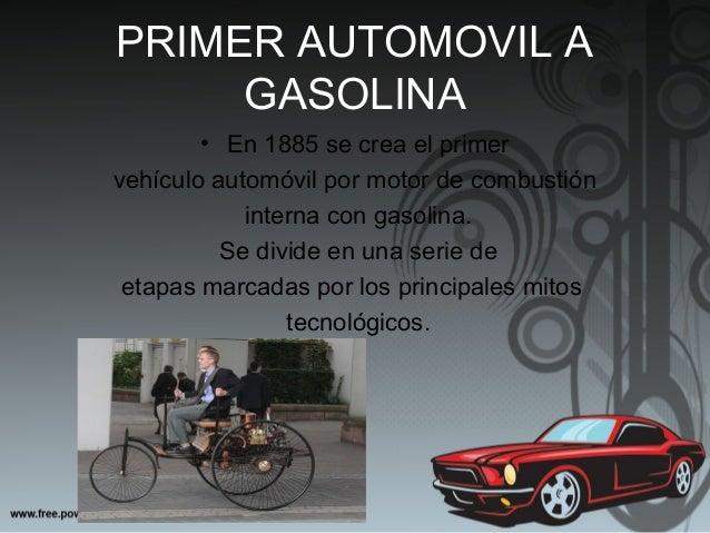 Sobre el número de octano de la gasolina