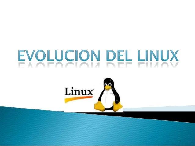    Linux es un núcleo libre de sistema operativo basado en Unix. Es uno de    los principales ejemplos de software libre....