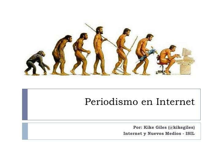 Evolución del periodismo digital