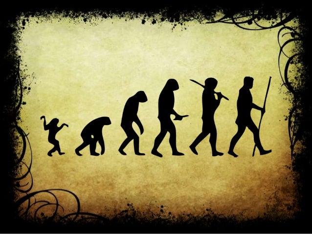 Conférence sur l'évolution devant une classe de 3ème