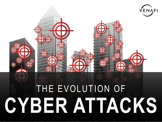 CYBER ATTACKS THE EVOLUTION OF