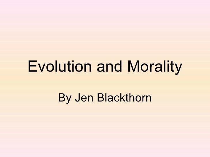 Jen Blackburn's ppt